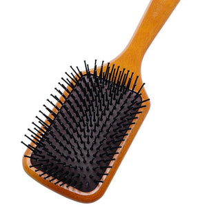 Breathable Wooden Air Cushion Comb