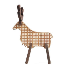 Caribou Plaid-B Maple