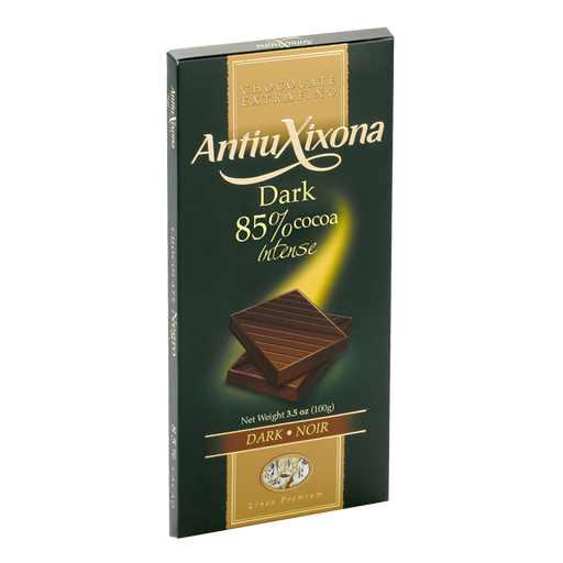 Chocolate 85% Cacao AntioXixona 100gr