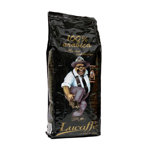 Café Mr. Exclusive Lucaffé 1kg