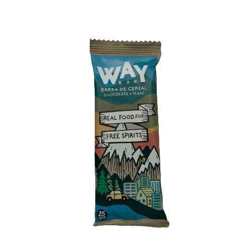 Barrita Way Bar 25 gr