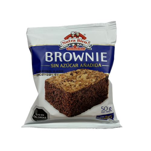 Brownie Chocolate Individual 50 gr