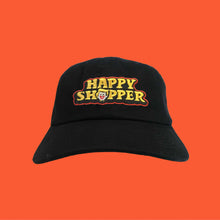 Load image into Gallery viewer, Happy Shopper Cap (2xColours)