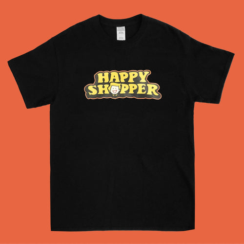 Happy Shopper Tee (4xColours)