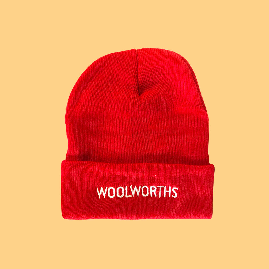 Woolworths Beanie