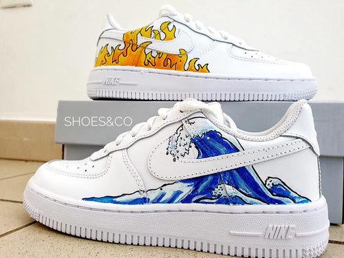 Air Force 1 - Elements