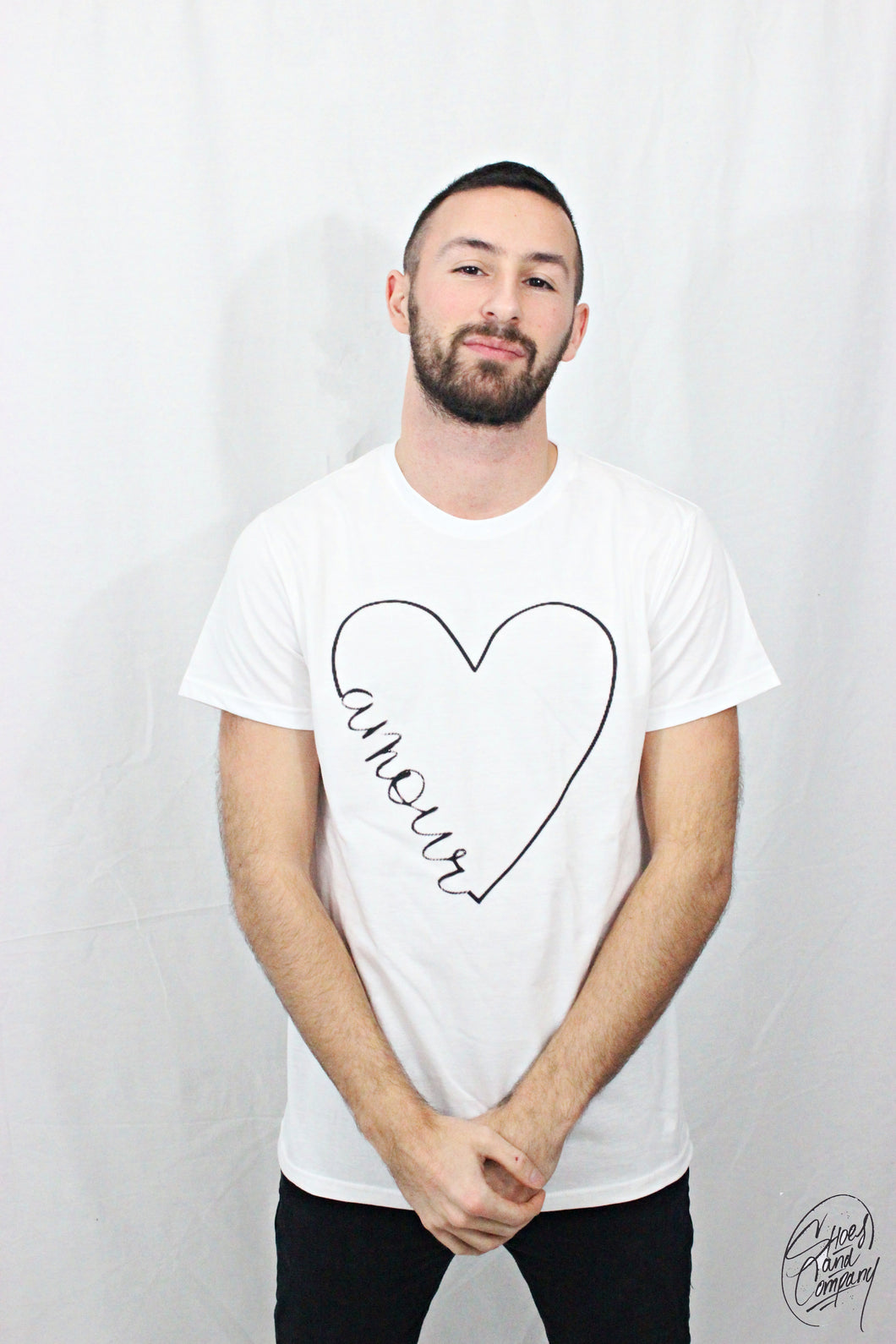 T-shirt Homme Grand Amour