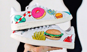 "Stan Smith ""Passion Bouffe"""
