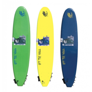 Empire Off The Wall 8' Soft Surfboard - Soft Surfboards - 662 Bodyboard Shop
