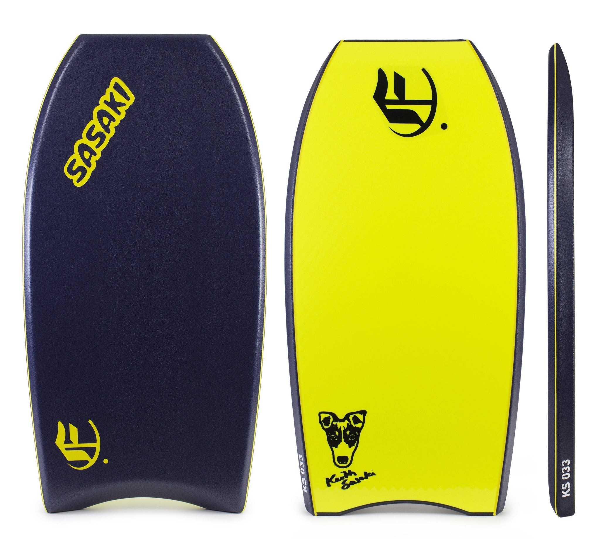 Empire Keith Sasaki Limited Edition Bodyboard - Bodyboards - 662 Bodyboard Shop