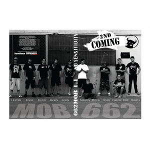 662 2nd Coming DVD - Videos - 662 Bodyboard Shop