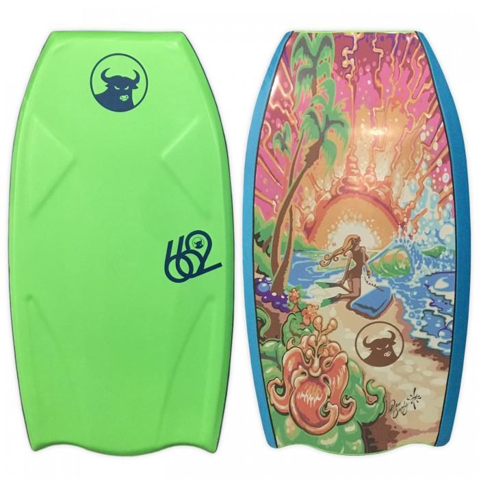 "662 Drew Brophy Beauty and the Beach HD Bodyboard 42.5"" - Bodyboards - 662 Bodyboard Shop"