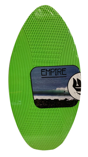 Empire Wood Traction Skimboard