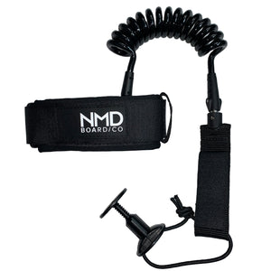 NMD Bodyboard Bicep Leash w/ Rail Saver