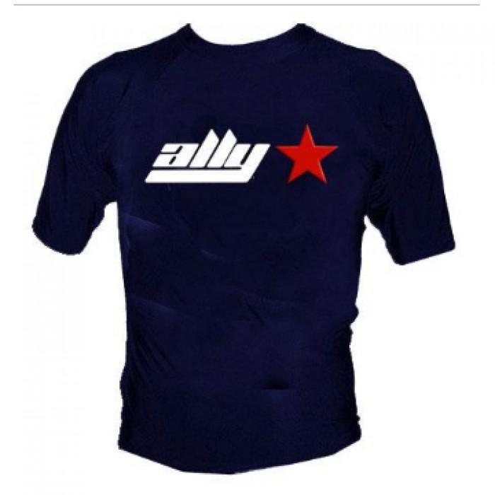 Ally Short Sleeve Rashguard - Wetsuits - 662 Bodyboard Shop