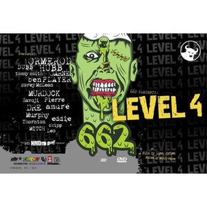 662 Level 4 DVD - Videos - 662 Bodyboard Shop