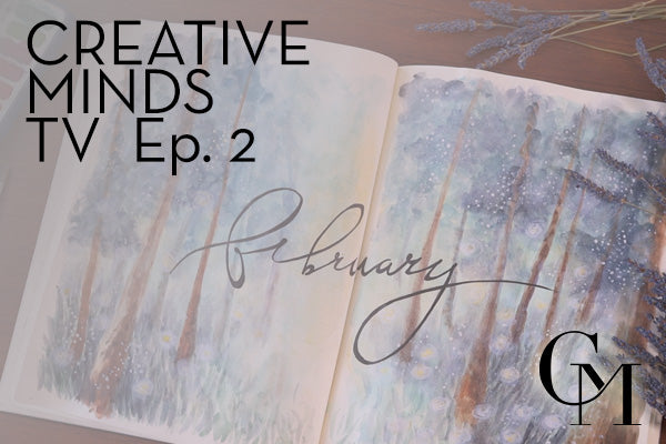 Episode 2: February Bullet Journaling Ideas
