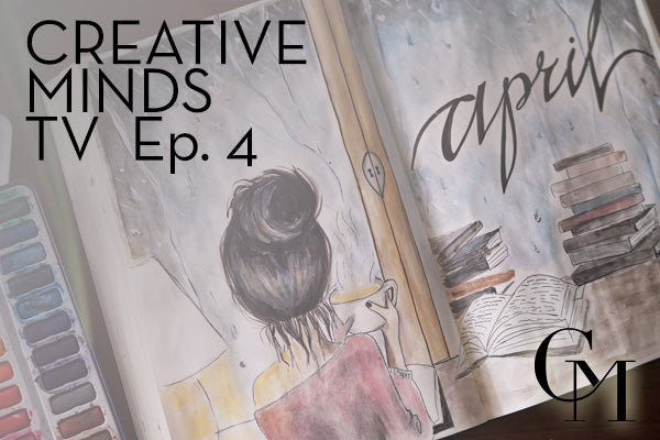 Episode 4: April Bullet Journal New Ideas