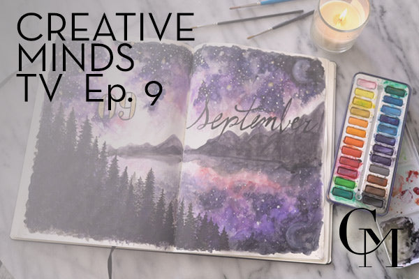 Episode 9: September Bullet Journal Spread; Thoughts On Nature