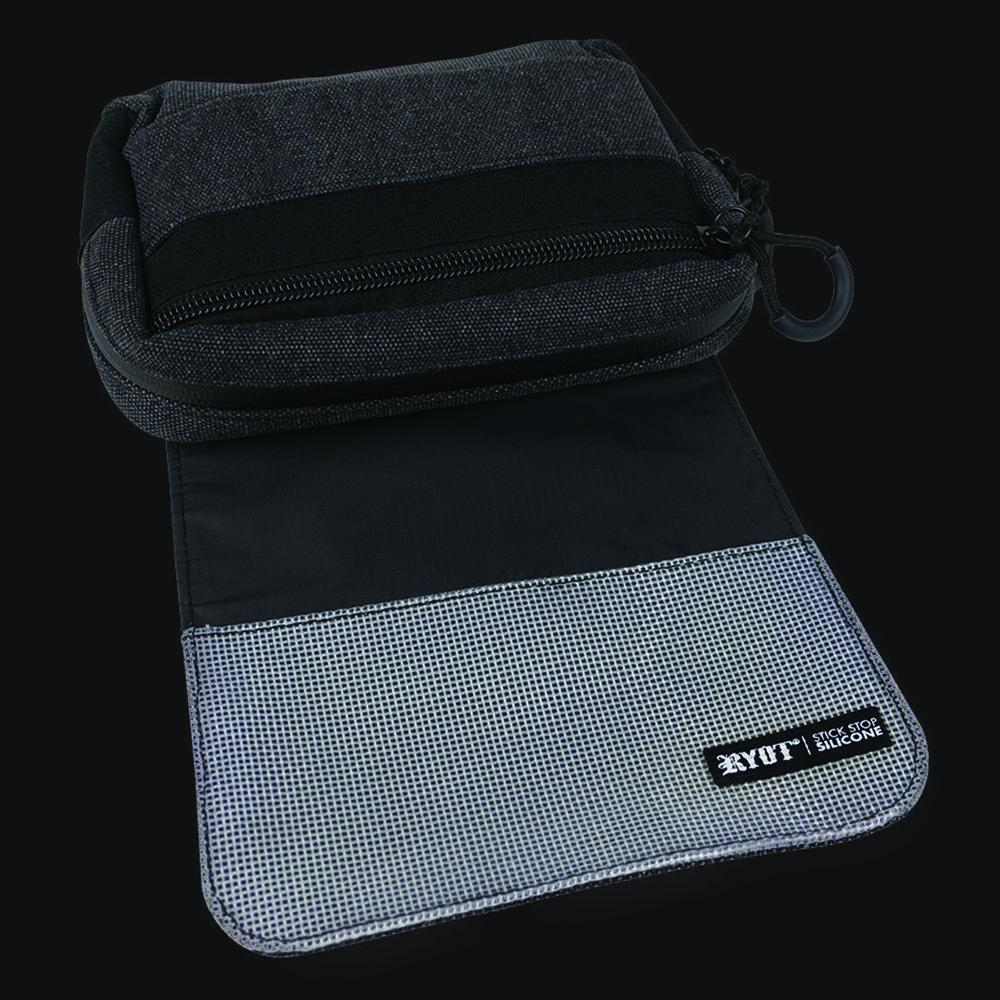 RYOT Carbon Series Piper Case with SmellSafe and Lockable Technology