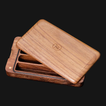 Marley Natural-American Black Walnut Case