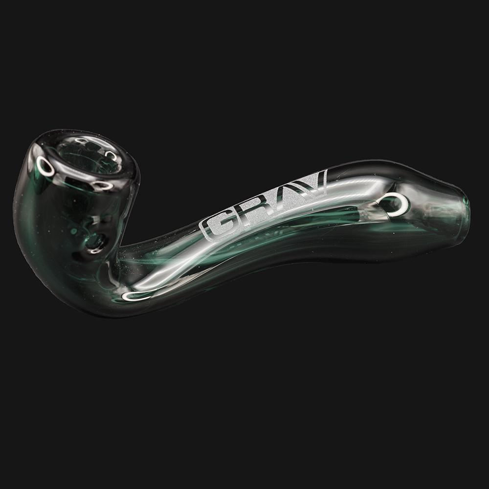 Grav Labs - 32MM Glass Sherlock Pipe - pipeee.com