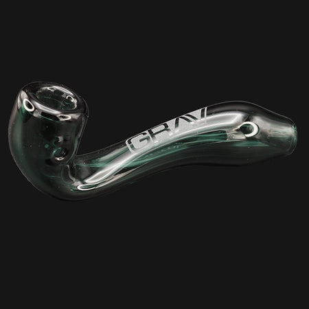Grav Labs - 32MM Glass Sherlock Pipe