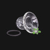 Fumo Pipe-Glass Bowl With Glass screen