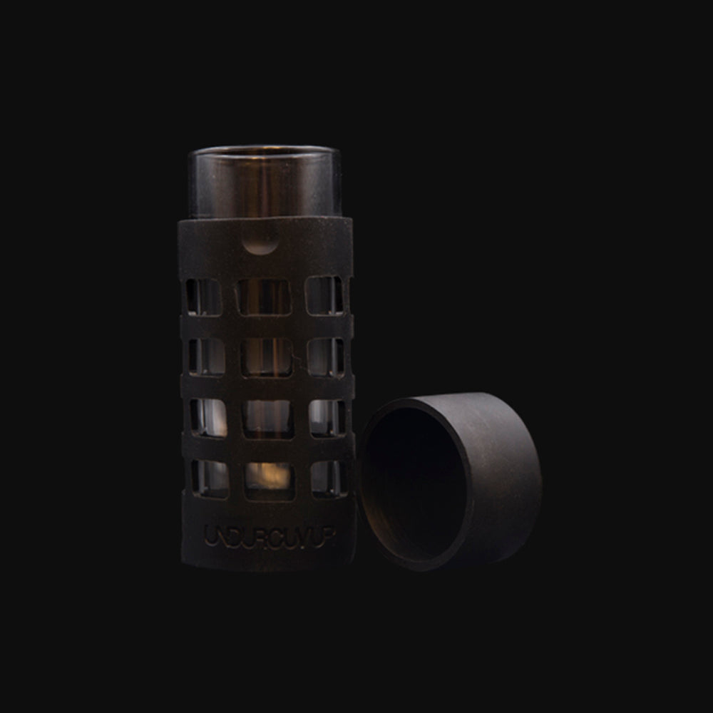 UndurCuvur – Storage With Net Odor Proof Glass Stash Jar
