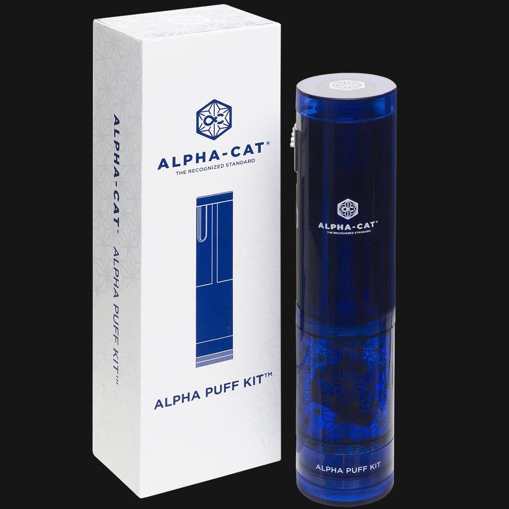 Alpha Cat - Alpha Puff Kit All-In-One Swiss Army Bong - pipeee.com