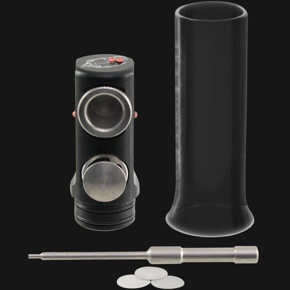 Fumo Pipe Flame Black - pipeee.com