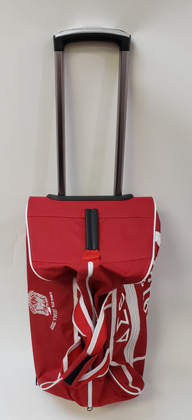 Delta Sigma Theta - Red Trolley Bag