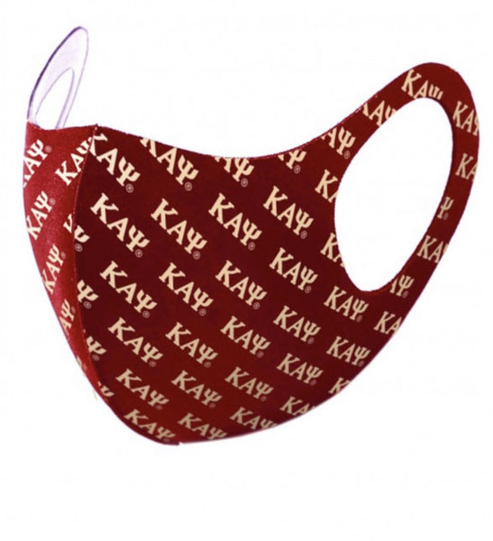 Kappa Alpha Psi - (Breathable) Face Mask