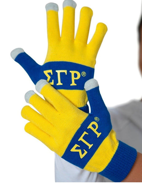 Sigma Gamma Rho - Knit Texting Gloves