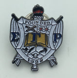 Sigma Gamma Rho - Shield Lapel Pin