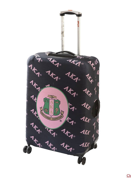 Alpha Kappa Alpha - Large Luggage Cover