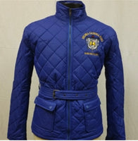 Sigma Gamma Rho (Quilt Riding Jacket Size XL)