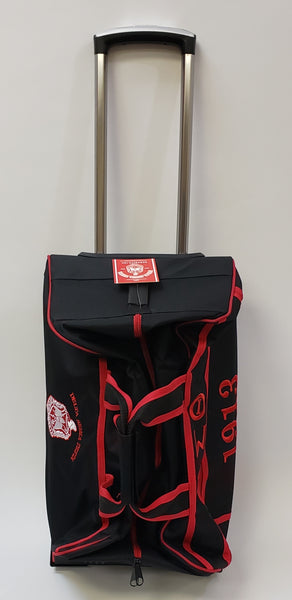 Delta Sigma Theta - Black Trolley Bag
