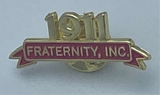 Kappa Alpha Psi - Founders Lapel Pin