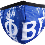 Phi Beta Sigma - Face Mask (Blue)
