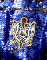 Sigma Gamma Rho - Sequin Bag