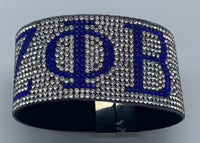 Zeta Phi Beta - Bling Bracelet w/Magnetic Closer