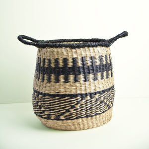 Abayomi Stripe Basket