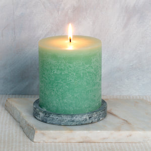 Basil & Cucumber Candle - 100mm x 100mm
