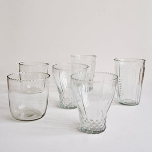 Celier Assorted Glasses (Set of 6)