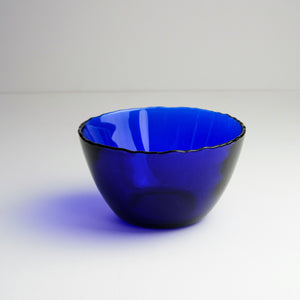 Dulari Glass Bowl - Blue Glass