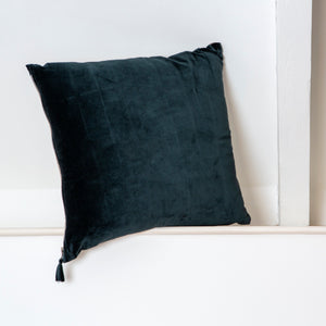 Henri Cushion - Emerald