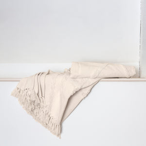Jamila Textured Throw