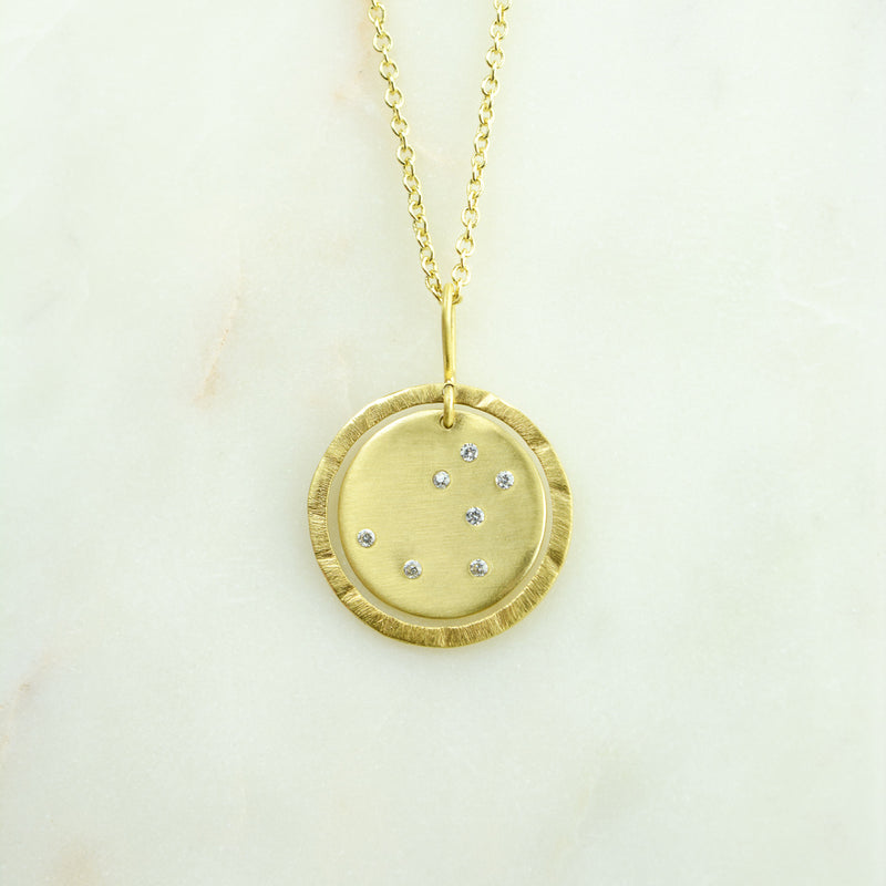 Tuan Constellation Pendant