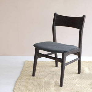 Lulu Dining Chair - Slate